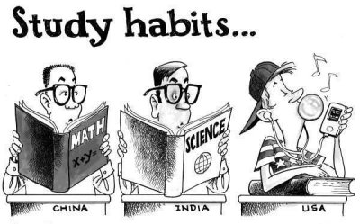 bad study habits Leave those bad study habits where they belong: back in 2015.